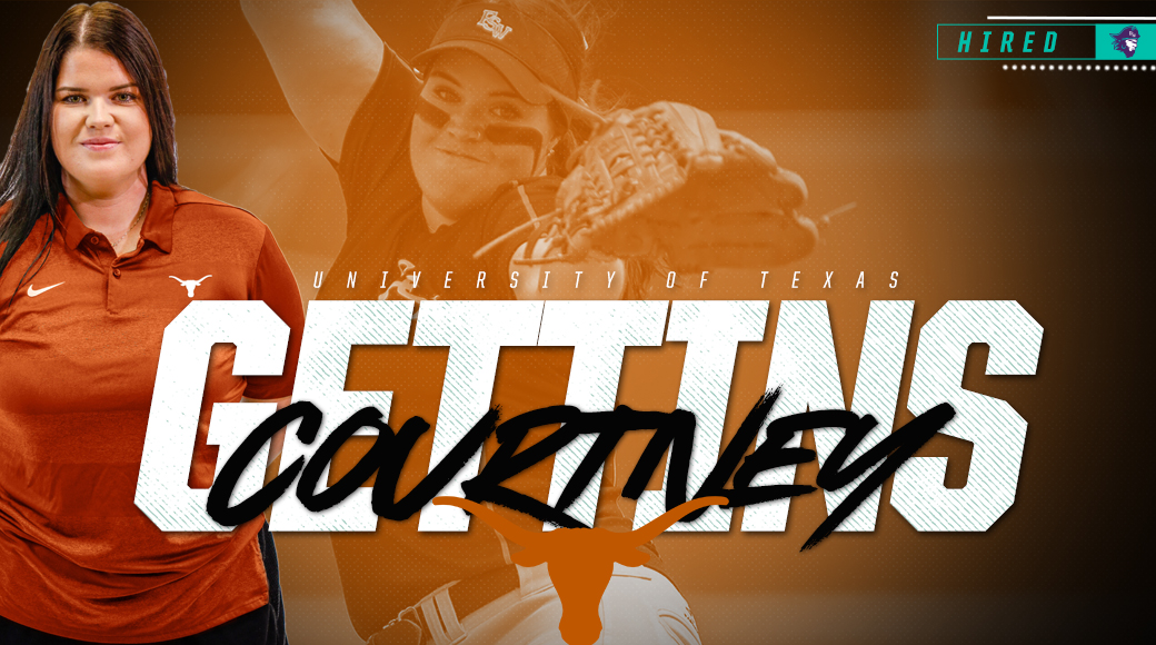 Former FSW All-American Gettins Joins Texas Softball Staff