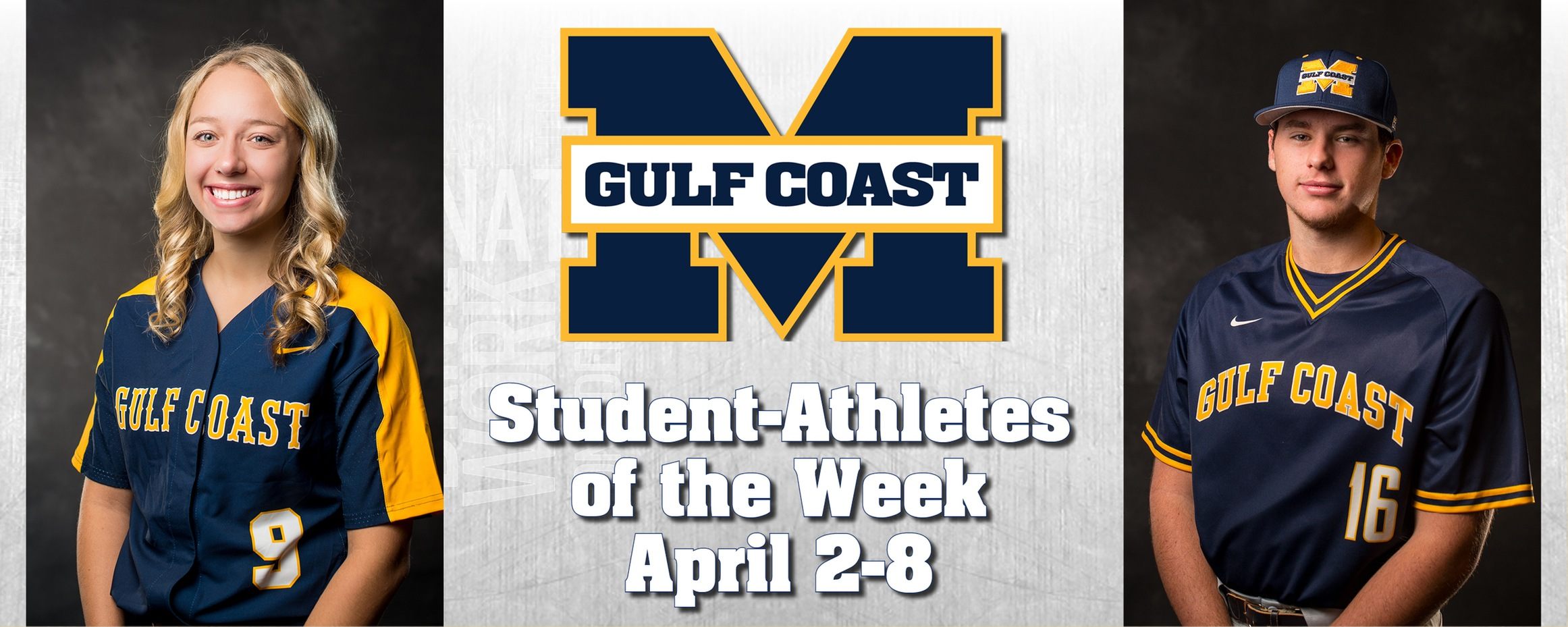 Sanders, Lewis named MGCCC Student-Athletes of the Week