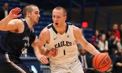 #13 UMW Men's Basketball Falls to #9 Wesley in Home Finale, 91-75