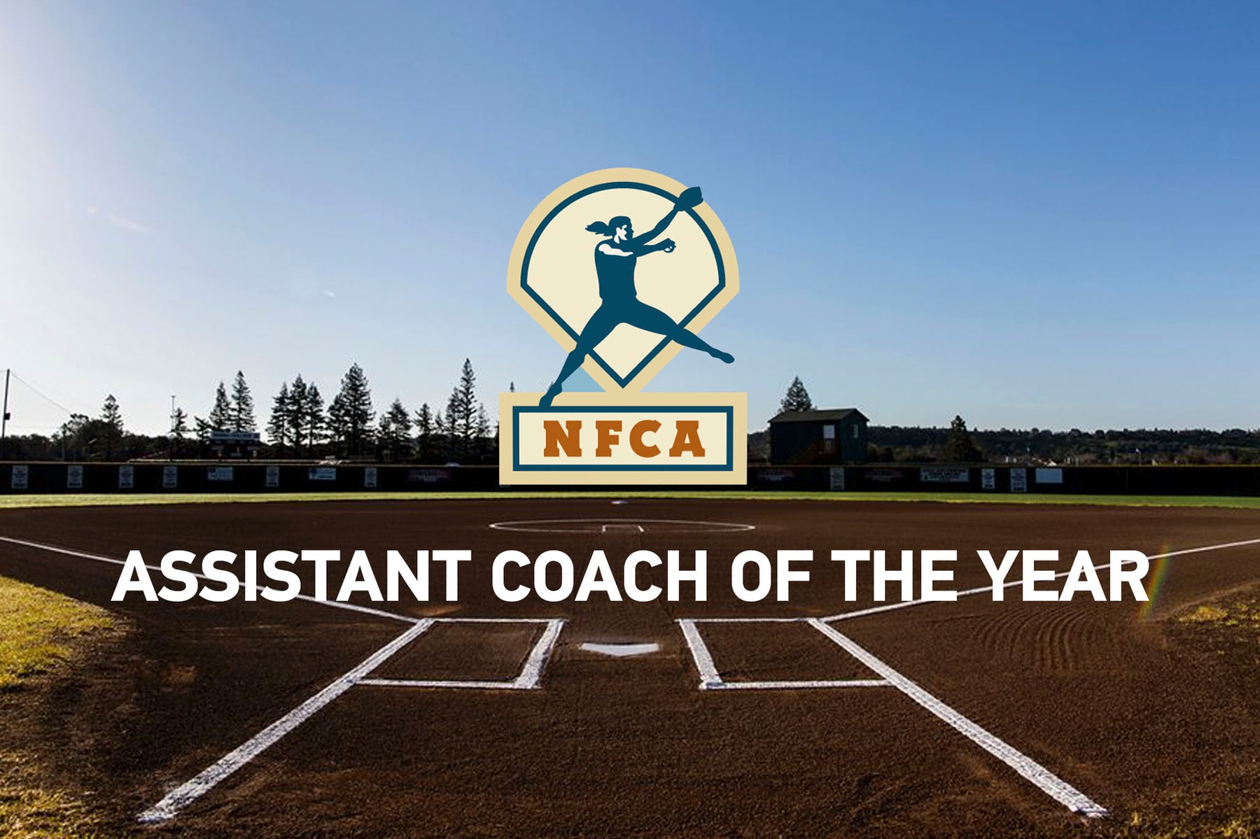 Brett Magorian, NFCA Assistant Coach of the Year