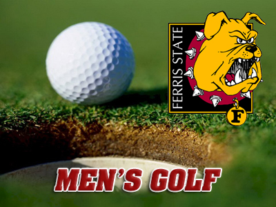 Ferris State Men's Golf Finishes Fifth At Detroit Titans Invitational