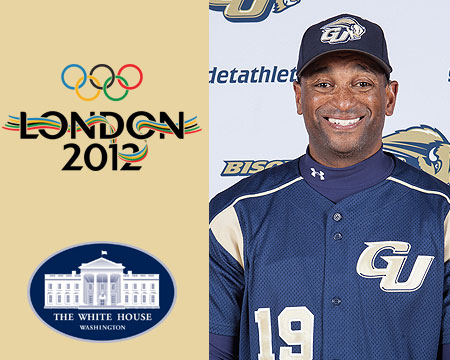 Gallaudet University baseball coach Curtis Pride selected to President Obama's Delegation for the 2012 Olympic Summer Games Closing Ceremony in London