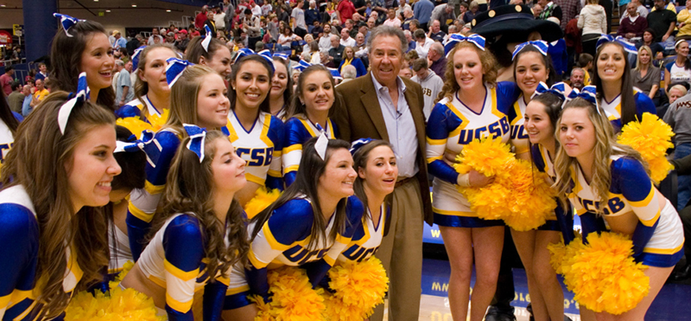Jerry Pimm Honored as 'Legend of the 'Dome'