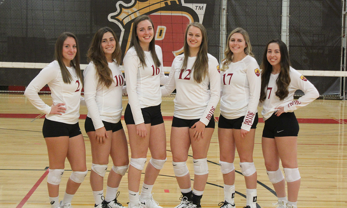 Regis Women's Volleyball Loses to Gordon