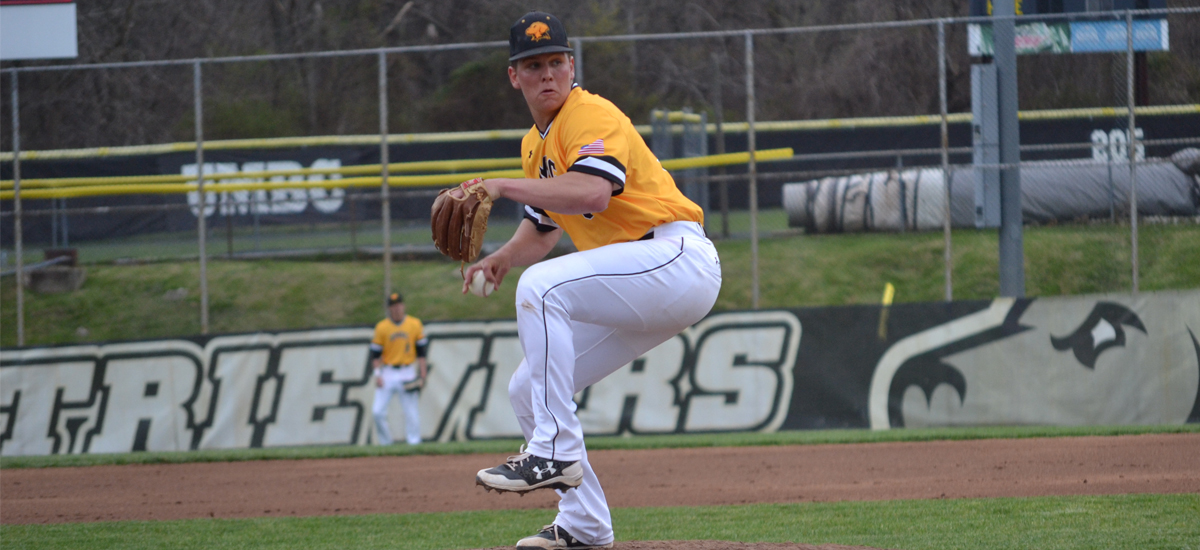 UMBC Baseball Takes Down Hartford, 13-12 on Saturday in Series Rubber Match