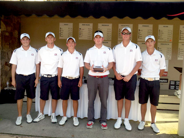Guilford Takes Second at O'Briant Jensen Memorial