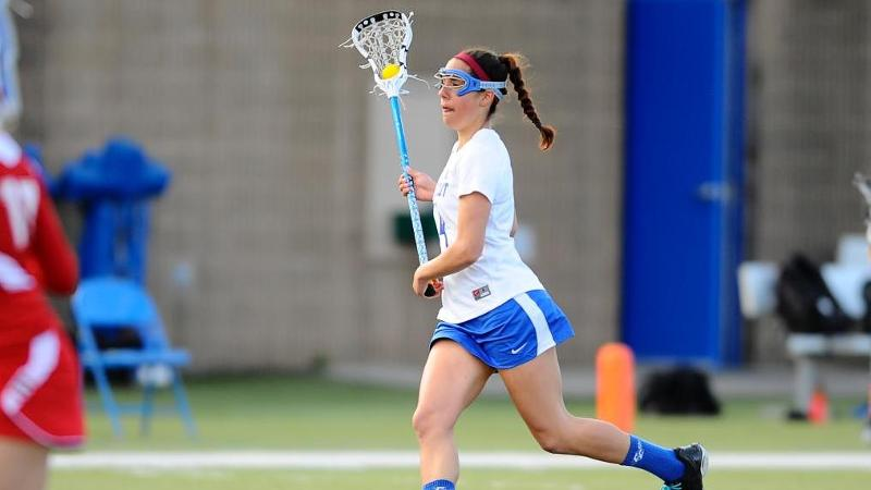 Women's Lacrosse Drops Road Contest at Brown