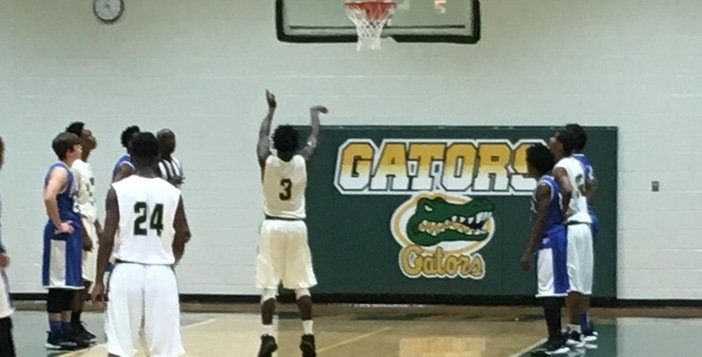 Gators Edge Pierce 55-48