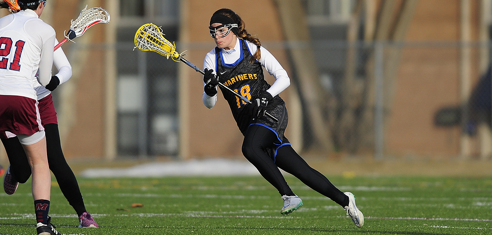 Women's Lacrosse Shatters Records in Season-Opening Victory over SUNY