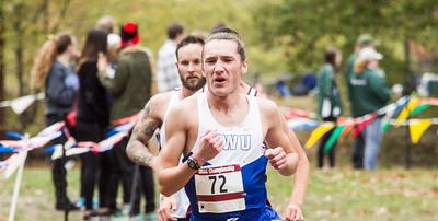 Strong Showing for JWU Cross Country at UMass Dartmouth Invitational
