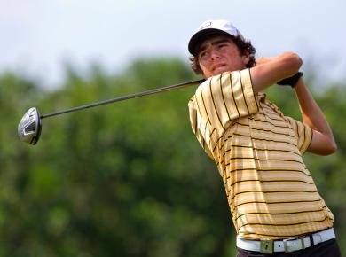 Maccaglia Named to All-Nicklaus Team