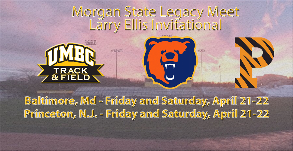 Track and Field Heads to Morgan State Legacy Meet/Larry Ellis Invitational This Weekend