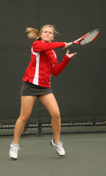 Q&A With Women's Tennis Player Lindsay McBride