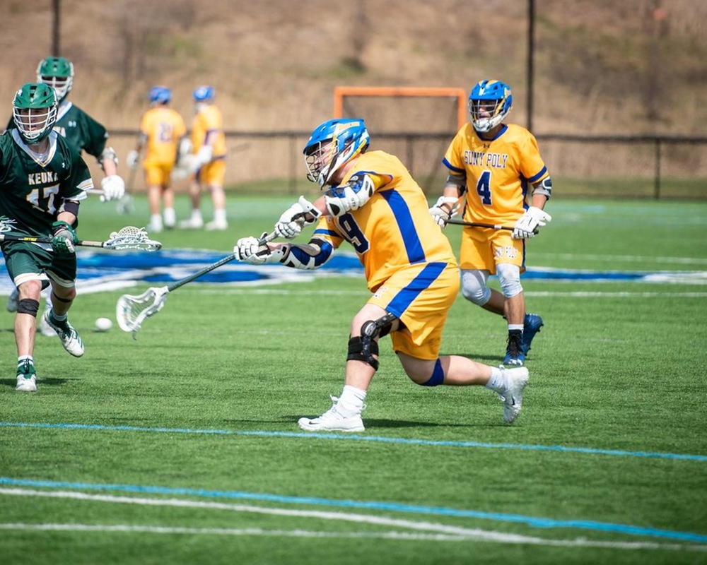 MLAX: Wildcats Fall to Keuka in a Triple Overtime Thriller.