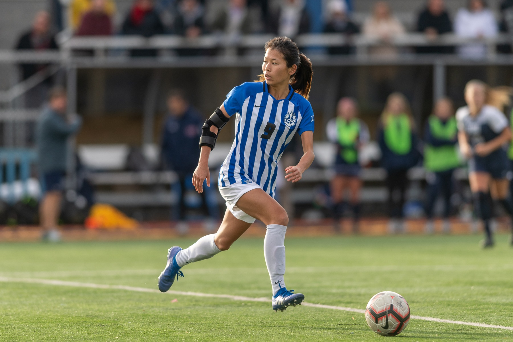 Central Faces West Virginia in Second Round of Women's College Cup