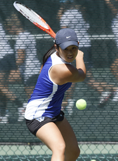 Wellesley Tennis Downs Babson, 6-3