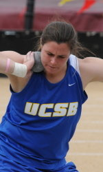 Gauchos Top Cal Poly in Dual Meet
