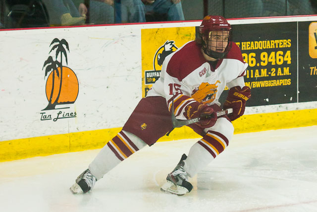 FSU Hockey Ties NMU In OT & Drops Shootout