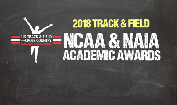 Indoor Track Garners USTFCCCA All-Academic Honors