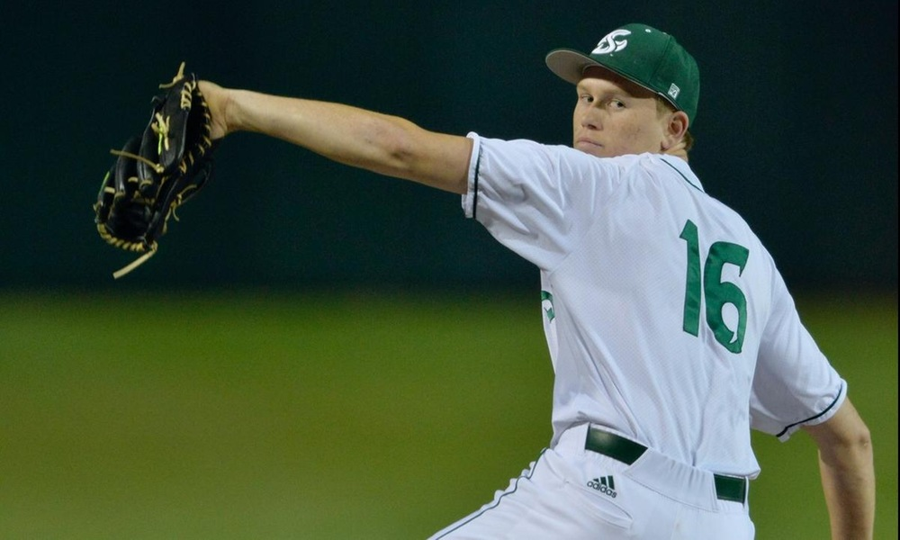 BRAHMS EARNS SECOND WAC PITCHER OF THE WEEK AWARD