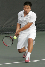 Men's Tennis Drops Match to Loyola Marymount in Round Two