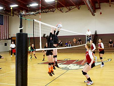 Recap: Mustangs Split Tri-Match, Halt Slide