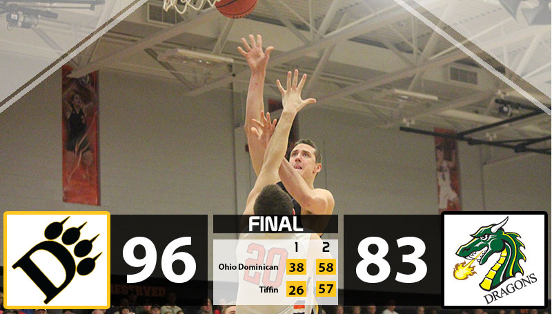 High Scoring Panthers Defeat Dragons, 96-83