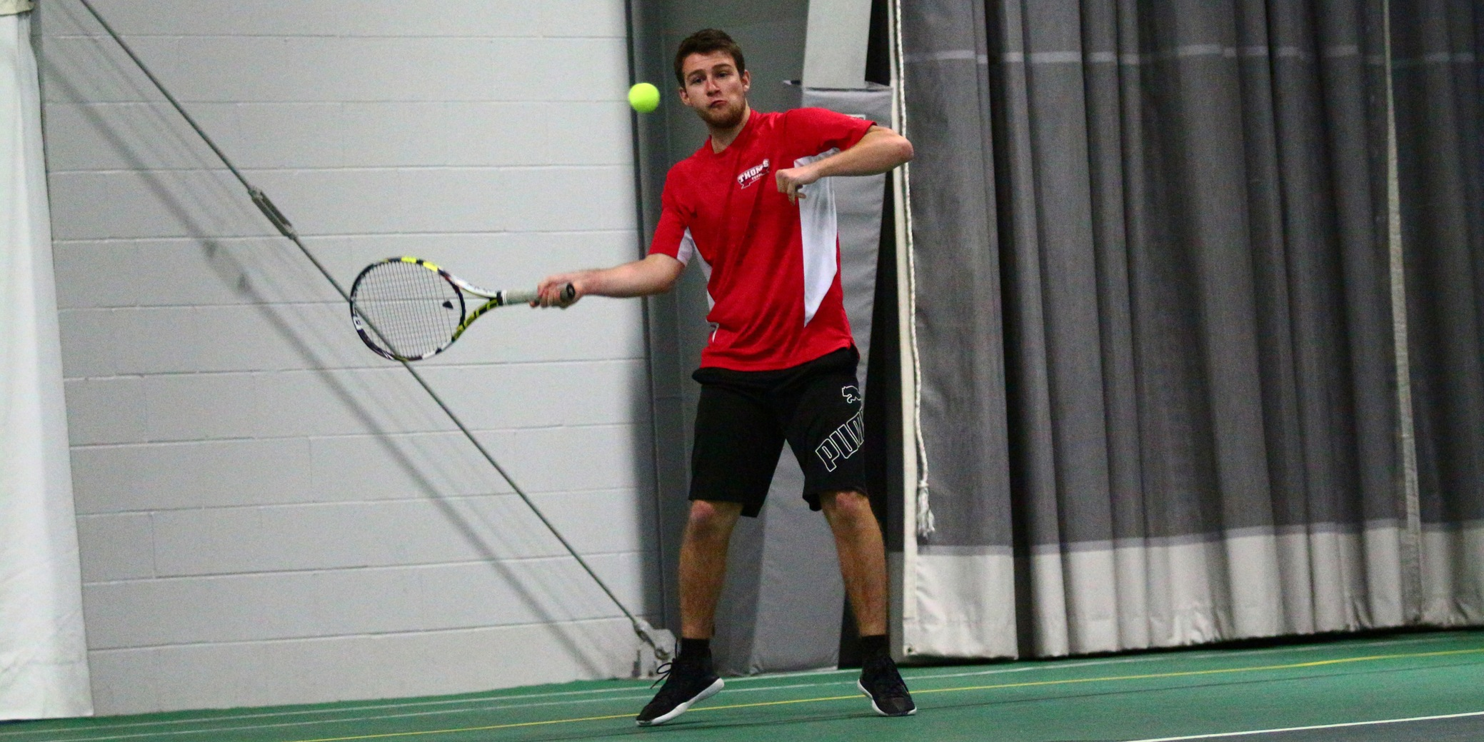 FIDDLEHEAD FOCUS: Fort Kent retires Chasse tennis jersey in Warrior first