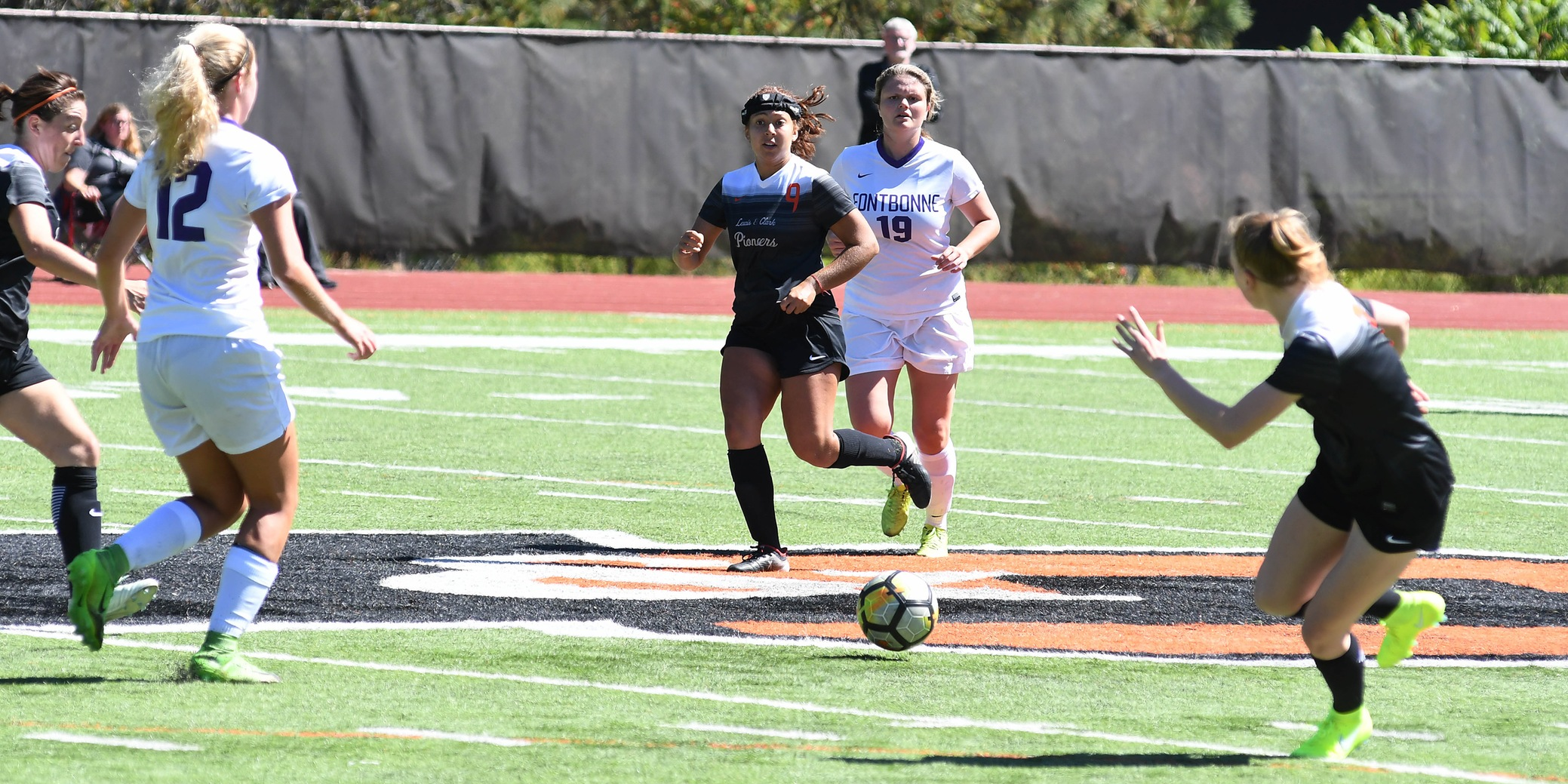 Pioneers score four in defeat of Fontbonne