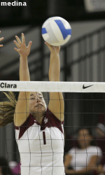 Bronco Volleyball Takes On Wildcats In NCAA First Round
