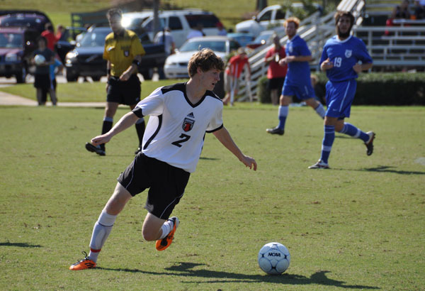 Men's Soccer: Covenant spoils Senior Day for Panthers