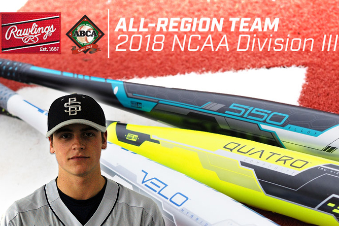 Sada Named ABCA/Rawlings Second-Team All-Region
