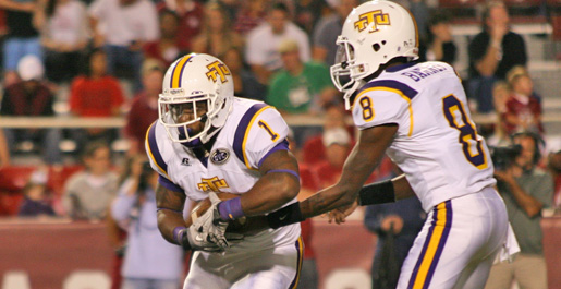 HOMECOMING: Golden Eagles host Eastern Kentucky Saturday