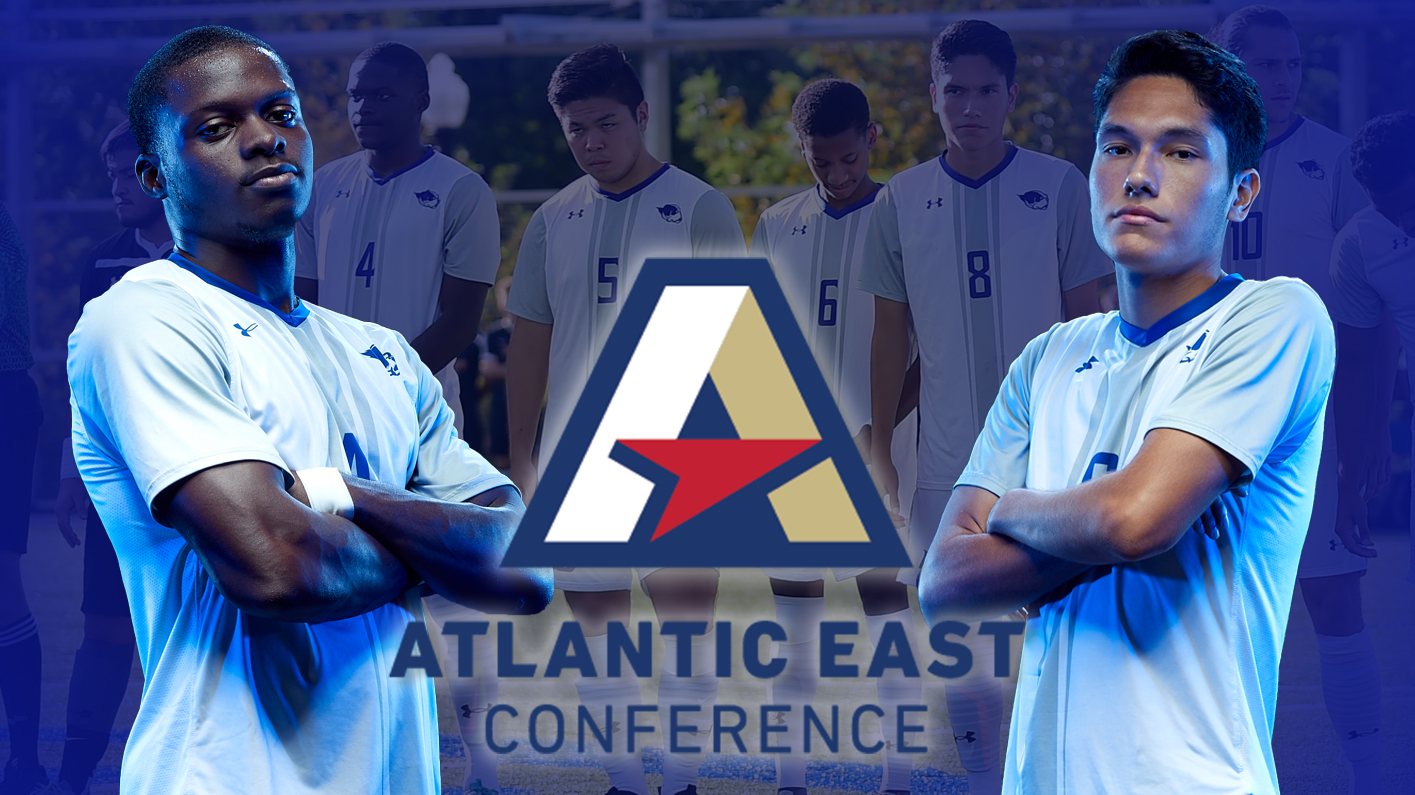 Ngoh, Cardenas named to All-Atlantic East second team