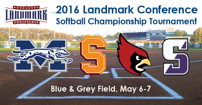 Softball Set for 22nd Straight Postseason Appearance as Host of 2016 Landmark Conference Tournament