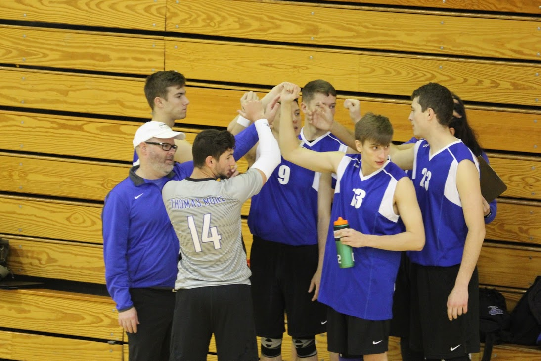 Men's Volleyball Goes 0-2 on Day Two of Trine Tournament
