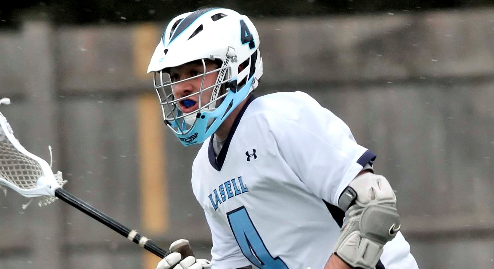 Men's Lacrosse Holds Off UMass-Boston, 9-7