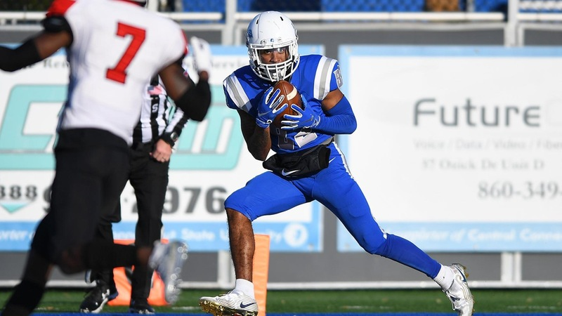 CCSU Outlasts Saint Francis, 38-31, in Overtime, Matches School-Record With Ninth Victory