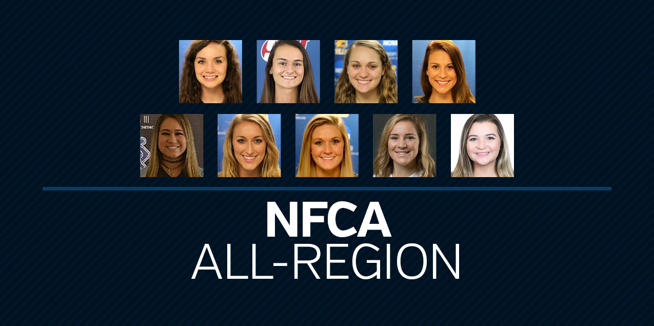 Nine SCAC Softball Players Named to NFCA All-West Region Team