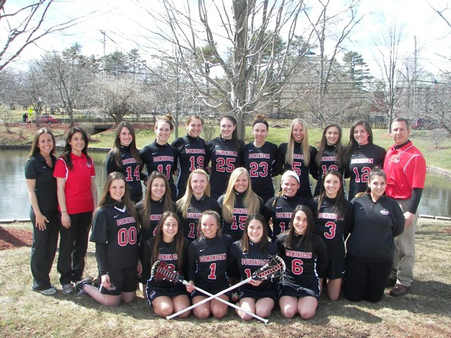 LADY CHARGER LACROSSE LOSES FOURTH STRAIGHT TO WESLEYAN UNIVERSITY