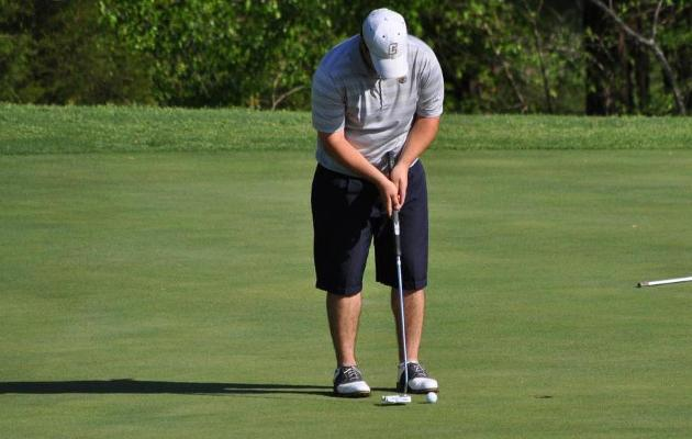 Coker Men's Golf in Eighth After Day One At Kiawah Islanad Invite.
