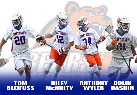 McNulty Rookie of the Year, Three Others Named to All-Conference Team