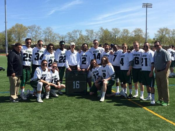 Rams Close Regular Season with Senior Day Win