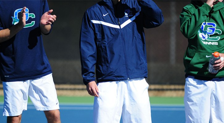 Men's Tennis Ranked #4 in NCAA Southeast Region