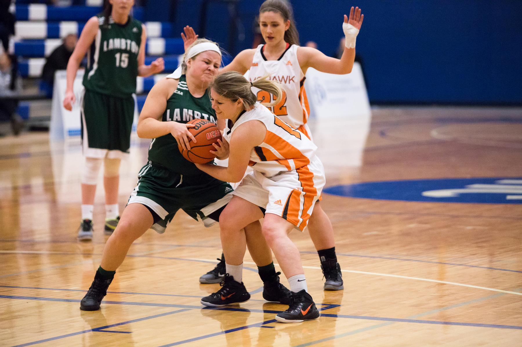 PHOTOS: Game 4 - Mohawk Mountaineers vs. Lambton Lions