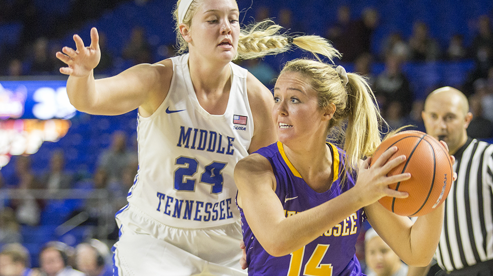 Tech women rally in second half in battle with Middle Tennessee