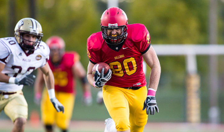 Big Defensive Plays Lead To Ferris State Football Victory