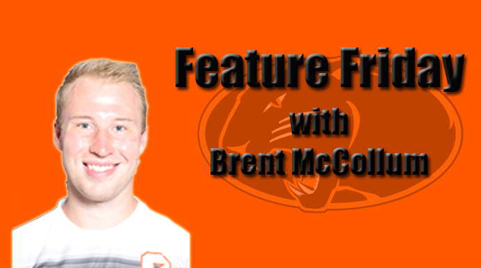 Feature Friday with Brent McCollum