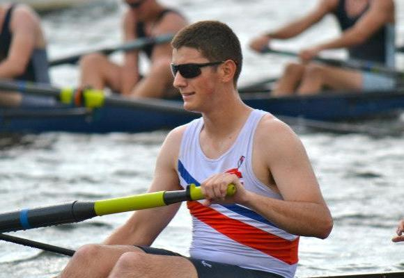 Men's rowing earns third place result at UConn Invitational