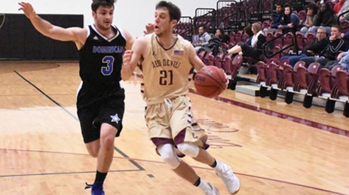 Feehan Named NABC All-District